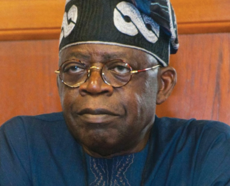 President Buhari condoles Asiwaju Tinubi over the loss of his first son, Jide