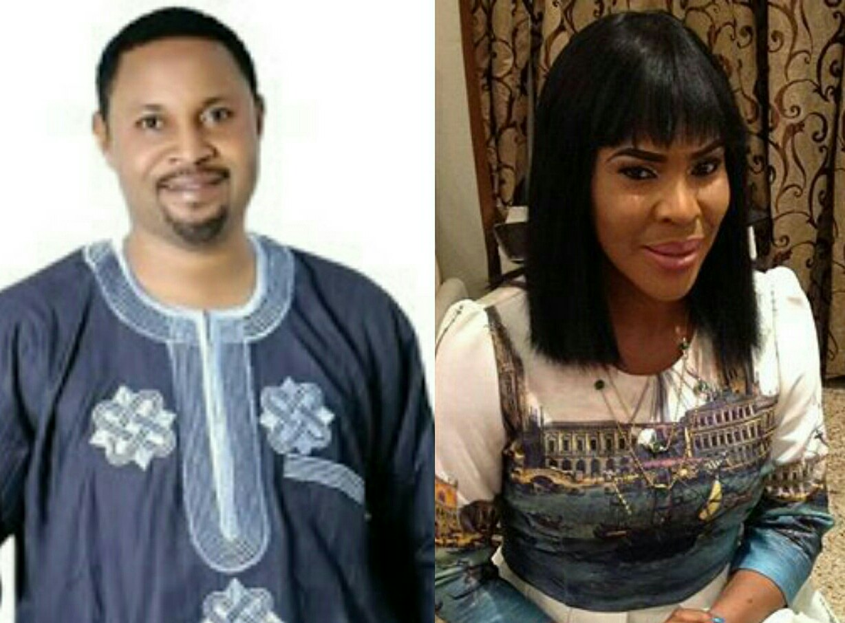 Faithia Williams finally removes surname of her ex-husband, Balogun, from her name