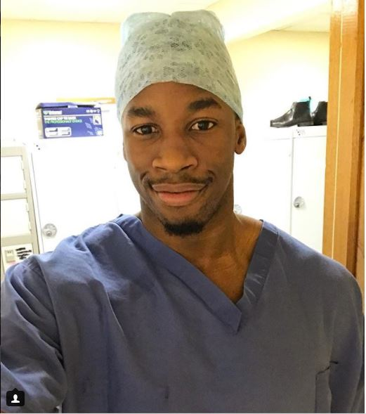 Meet the 24-year-old Nigerian doctor in the UK attracting millions of female fans all over the world (Photos/Video)