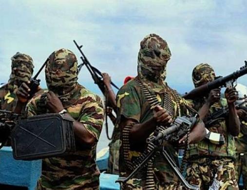 Niger Delta Avengers says,