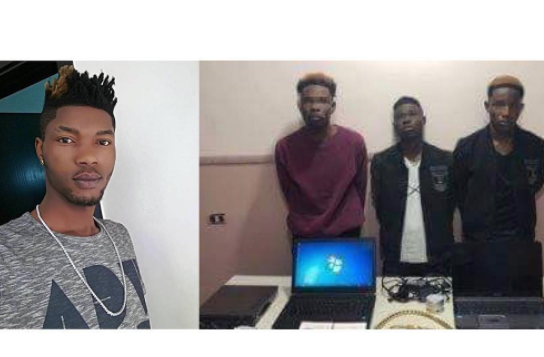 Three students in Egypt stab a Nigerian man to death