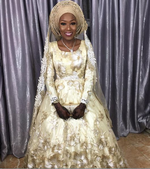 These beautiful three sisters got married on the same day in Kano state  (photos)