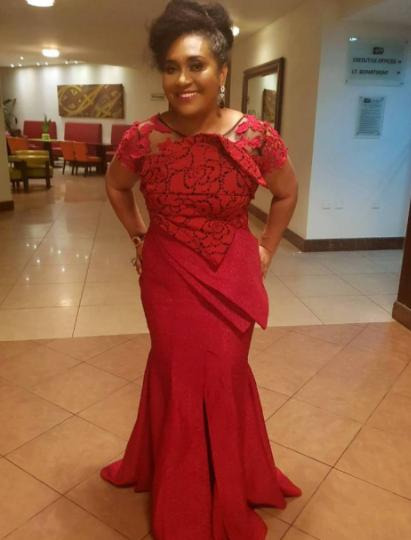 Photos: Omotola Jalade-Ekeinde, Kate Henshaw, Lala Akindoju, Joke and Olu Jacobs, Chioma Akpotha, at the AFRIFF 2017 gala night