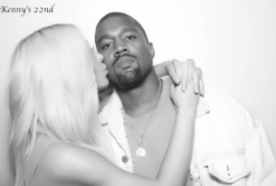 Kim Kardashian cosies up to hubby, Kanye West in new photos