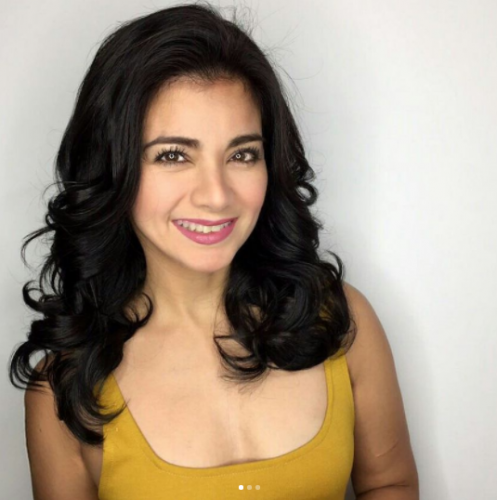 Filipino actress and singer Isabel Granada dies after being in a coma for over a week