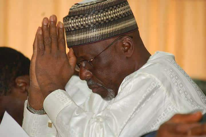 Former Kogi state governor, Idris Wada, in EFCC custody for receiving N500 million largesse from Dieziani Alison-Madueke