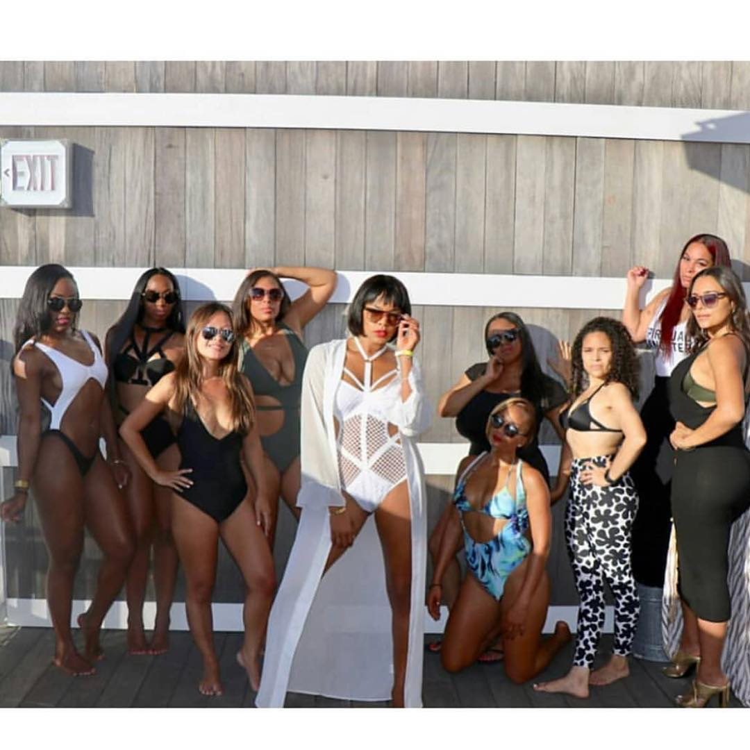 See photos from LeToya Luckett?s bachelorette party