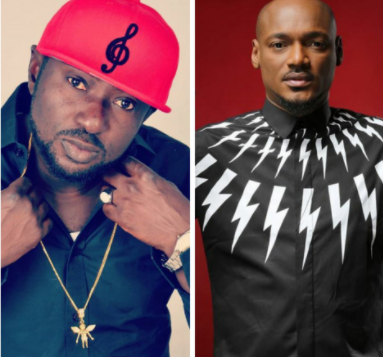 Dear Blackface and Eedris?stop talking nonsense all the time! - 2face Idibia