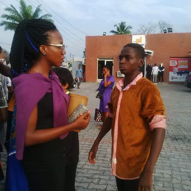 Photos: 13-year-old boy narrates how he