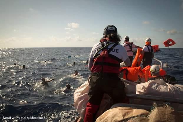 NAPTIP decries death of 26 young Nigerian girls on the Mediterranean Sea