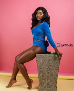 Actress Yvonne Jegede smoking hot in new photos