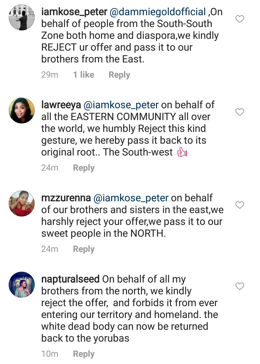 Social media users banter over Bobrisky after Yorubas denounce him publicly and other tribes refuse to accept him!