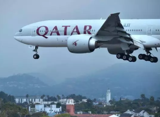 Woman fights her husband on Qatar Airways for cheating forcing the?plane to make an emergency landing