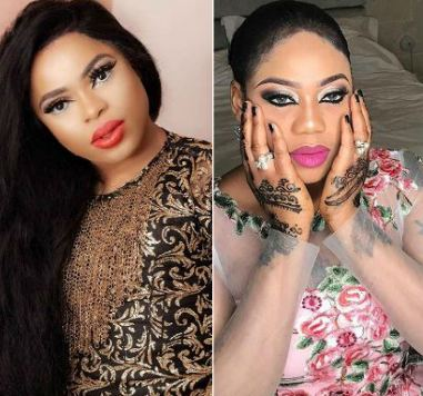 Audio: Bobrisky explains why Toyin Lawani got him arrested for 'stealing her cream customers'
