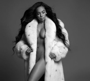 Reality star Erica Mena poses naked in sexy photos for her 30th birthday