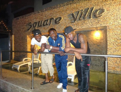"Image result for Psquare put up their ""Squareville mansion"" for sale"