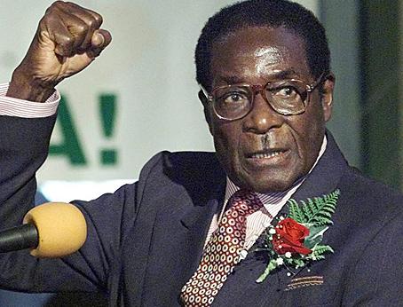 Zimbabwe renames Harare International Airport after President Robert Mugabe