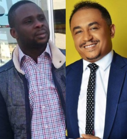 Backed with Bible verses, Eniola Idris writes an Open letter to Daddy Freeze on