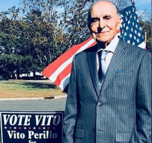 93-year-old World War II veteran elected as Mayor in New Jersey