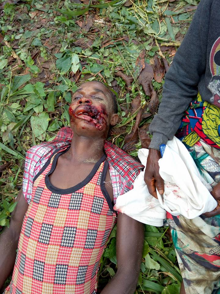 Graphic: Three youths shot dead in Rivers community