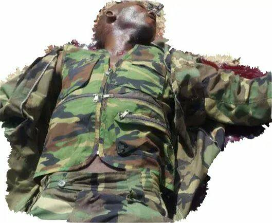 Photos: Sergeant kills self, army captain, four others in Chibok