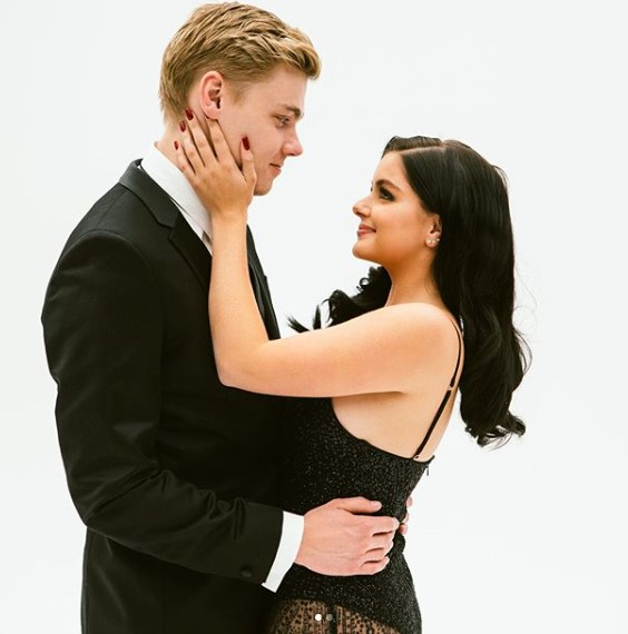 """I am The Luckiest Girl In The Entire World"" -Ariel Winter Celebrate One Year Anniversary With Boyfriend, Levi Meaden."