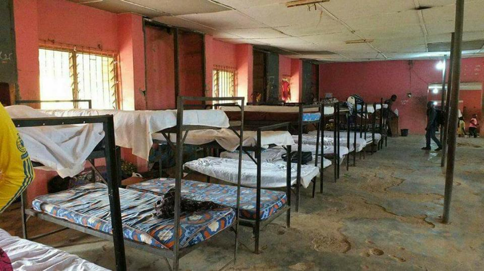See photos showing the deplorable state of Army Command School, Ibadan