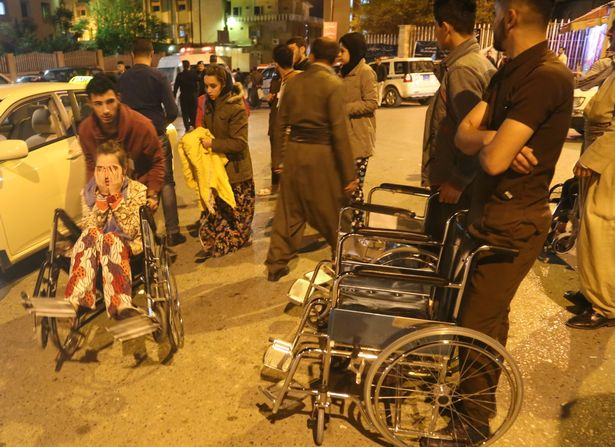 Death toll in massive earthquake near Iran-Iraq border rises to 328 as tremors reach Turkey and UAE