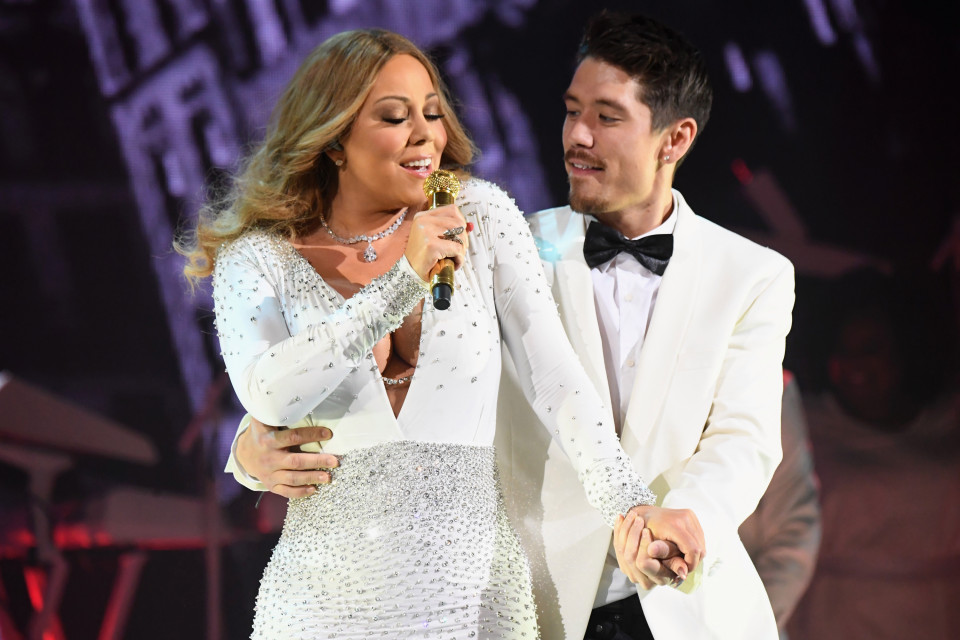 Mariah Carey allegedly paying boyfriend Bryan Tanaka $12k per week for