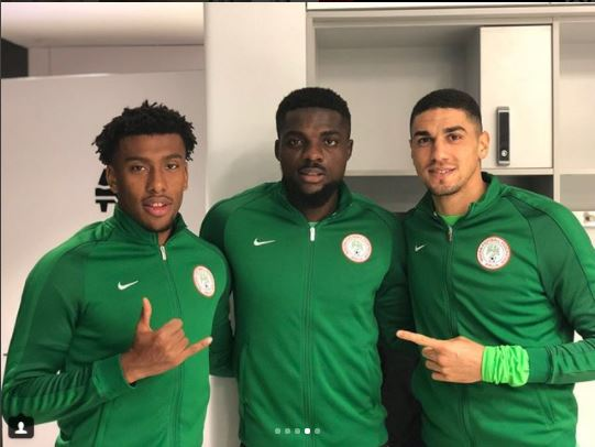 Nigeria vs Argentina: Super Eagles squad ready for Tuesday