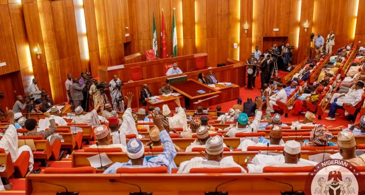 Senate approves President Buhari's request for $5.5 billion foreign loan