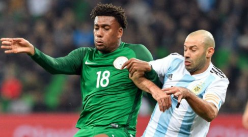 Unsympathetic Super Eagles defeats Argentina 4 - 2 in International friendly match