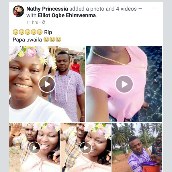 Photos: Young man reportedly beheaded by suspected cultists in Edo