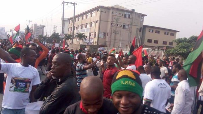 Court to rule on IPOB?s application against its ban on January 17th, 2018