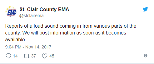 "Mysterious ""boom"" reported across several counties in Alabama, but no quake was detected"