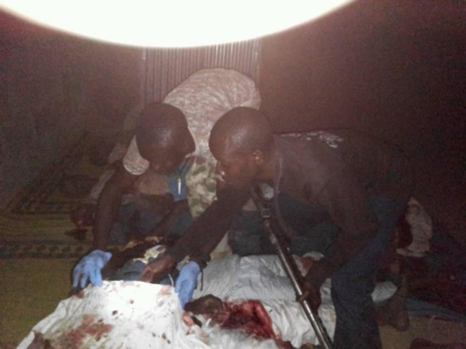 Tragic: 18 People Killed, 24 Others Injured As Suicide Bombers Attack Mosque, Other Locations In Borno