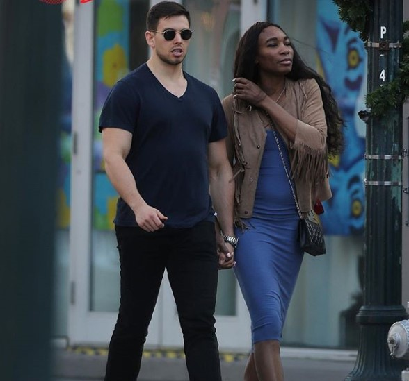 Tennis Champion, Serena Williams Marries Alexis Ohanian