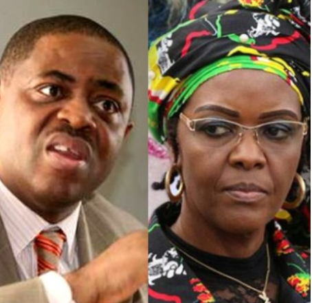 Femi Fani Kayode describes Robert Mugabe