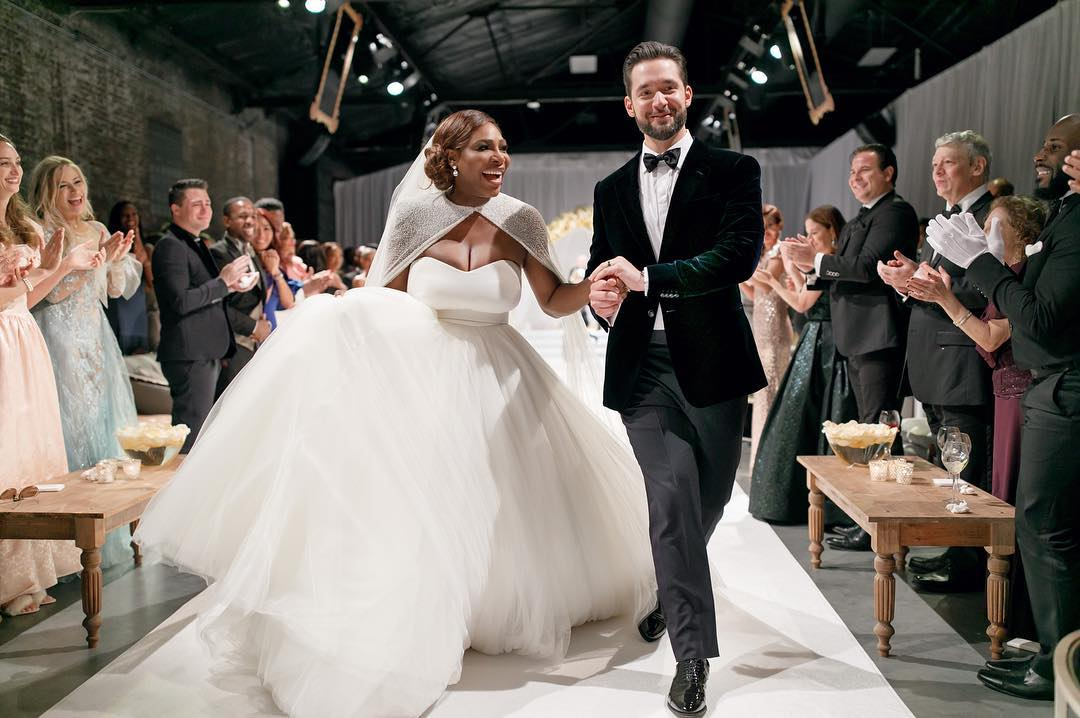 All the details of what went down before and during Serena Williams & Alexis Ohanian