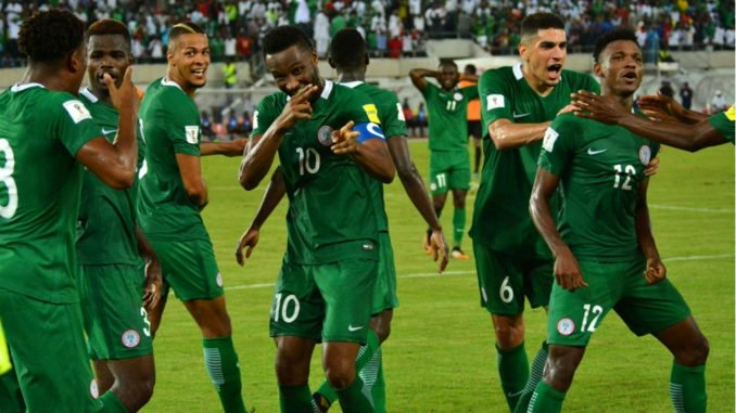 Super Eagles squad rewarded with $2,000 each for thrashing Argentina 4 - 2