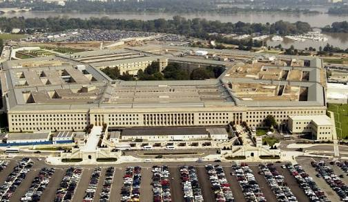 Oh boy! Pentagon accidentally retweets message calling for Donald Trump