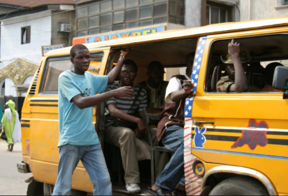 Bus conductors in Lagos State to begin wearing uniforms from?January 2018