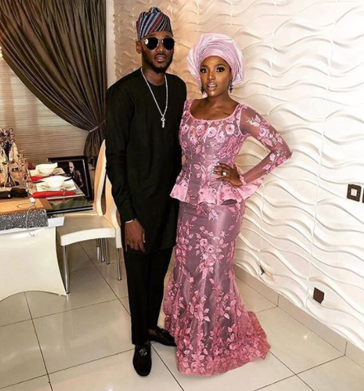 Photos: 8 lovely celebrity couples that we spotted at Banky W and Adesua