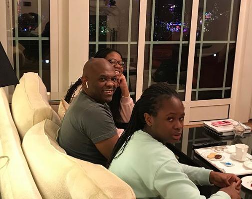 See how billionaire businessman Tony Elumelu spent his weekend (photos)