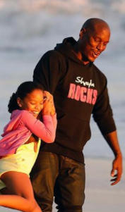 Tyrese Gibson might have 50/50 joint custody of his daughter....but it comes with some major conditions!