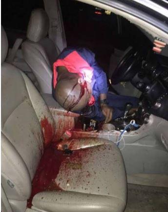 Police arrest assassins responsible for the gruesome murder of Emmanuel Uba,?a political youth leader in Festac
