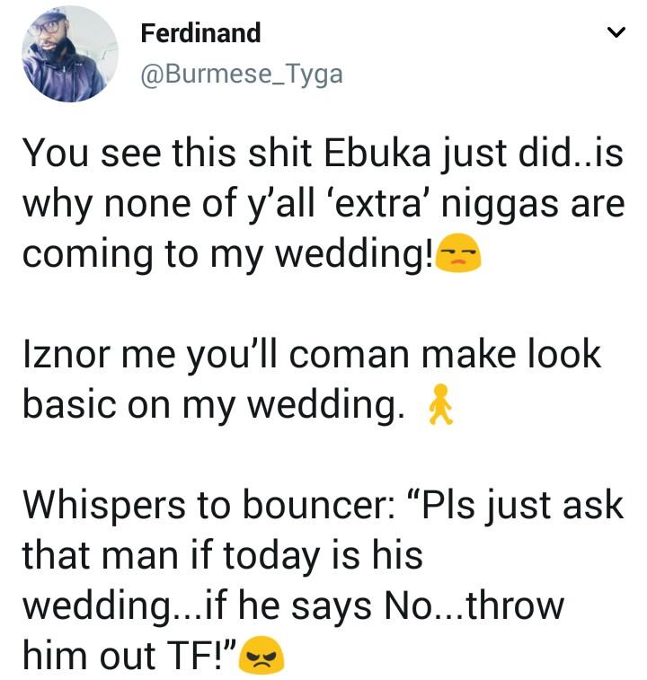Did Ebuka