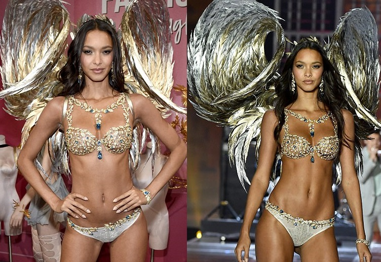 Photos:Brazilian Model Stun In Bikini, Rocks World's Most Expensive Bra