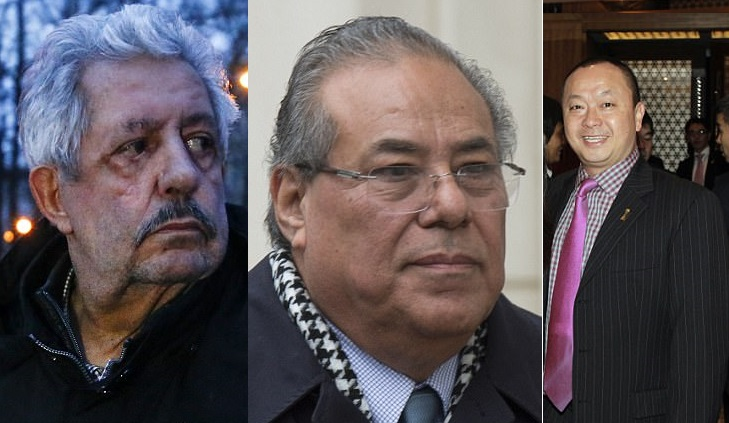 FIFA bans three former presidents for life as part of crackdown on corruption