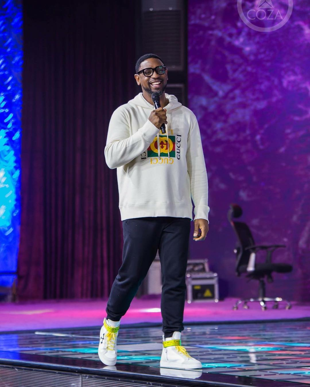 Photo:Check Out COZA pastor's $1280 Gucci hoodie